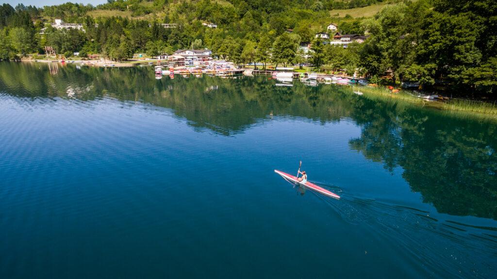 Ljepote kraljevskog grada Jajca i Plivskih jezera