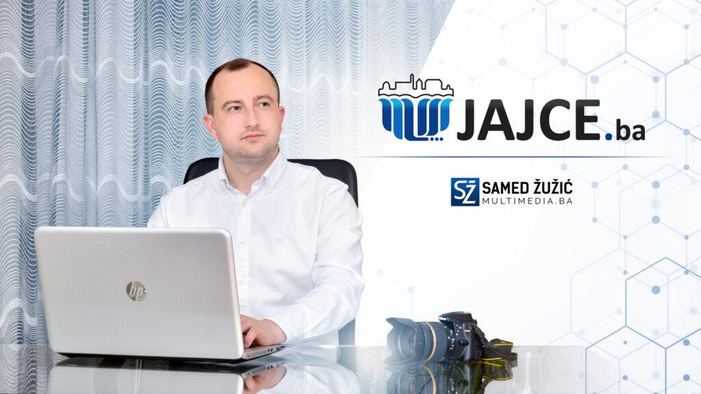 Samed Žužić, napravio jedinstvenu web stranicu za sve građane i posjetitelje grada Jajca